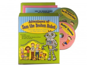 Sam's Special Box with Rockin'Grandm Music CD
