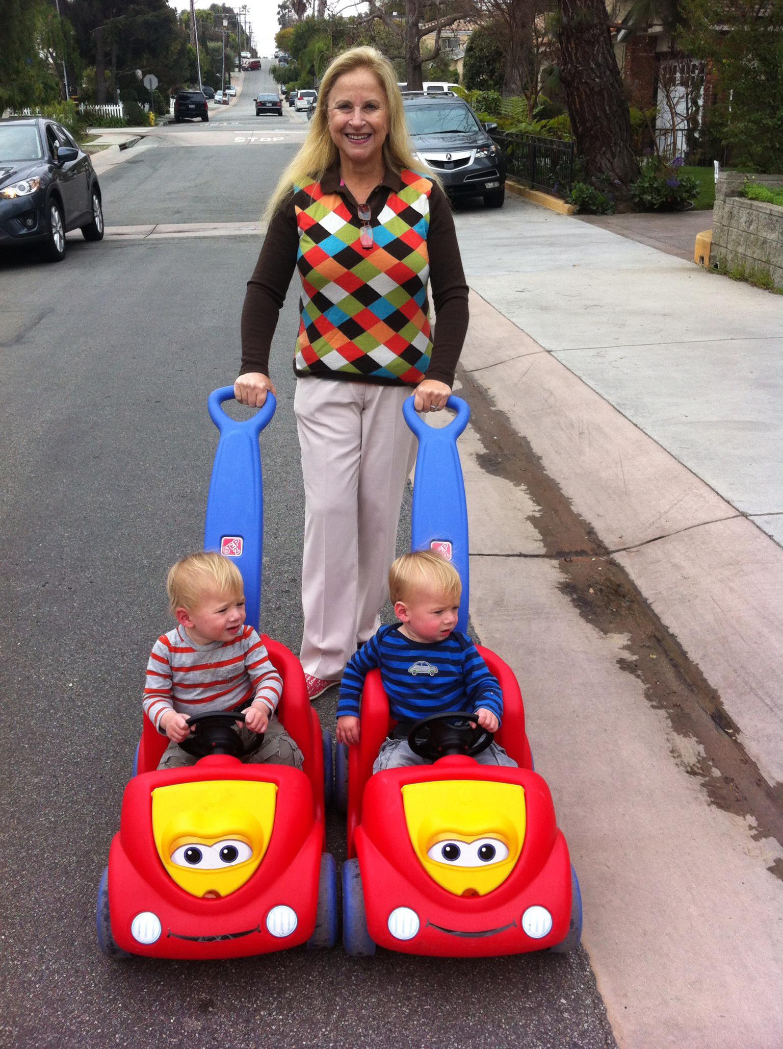 Noah Gabe Larraine Rolling babies 2013 March