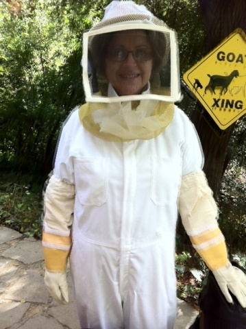 Larraine Beekeeper Feb 2011