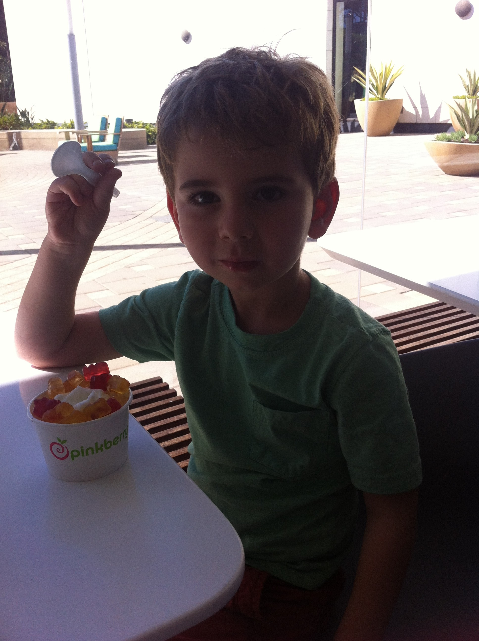 JOnah pinkberry sept 2013