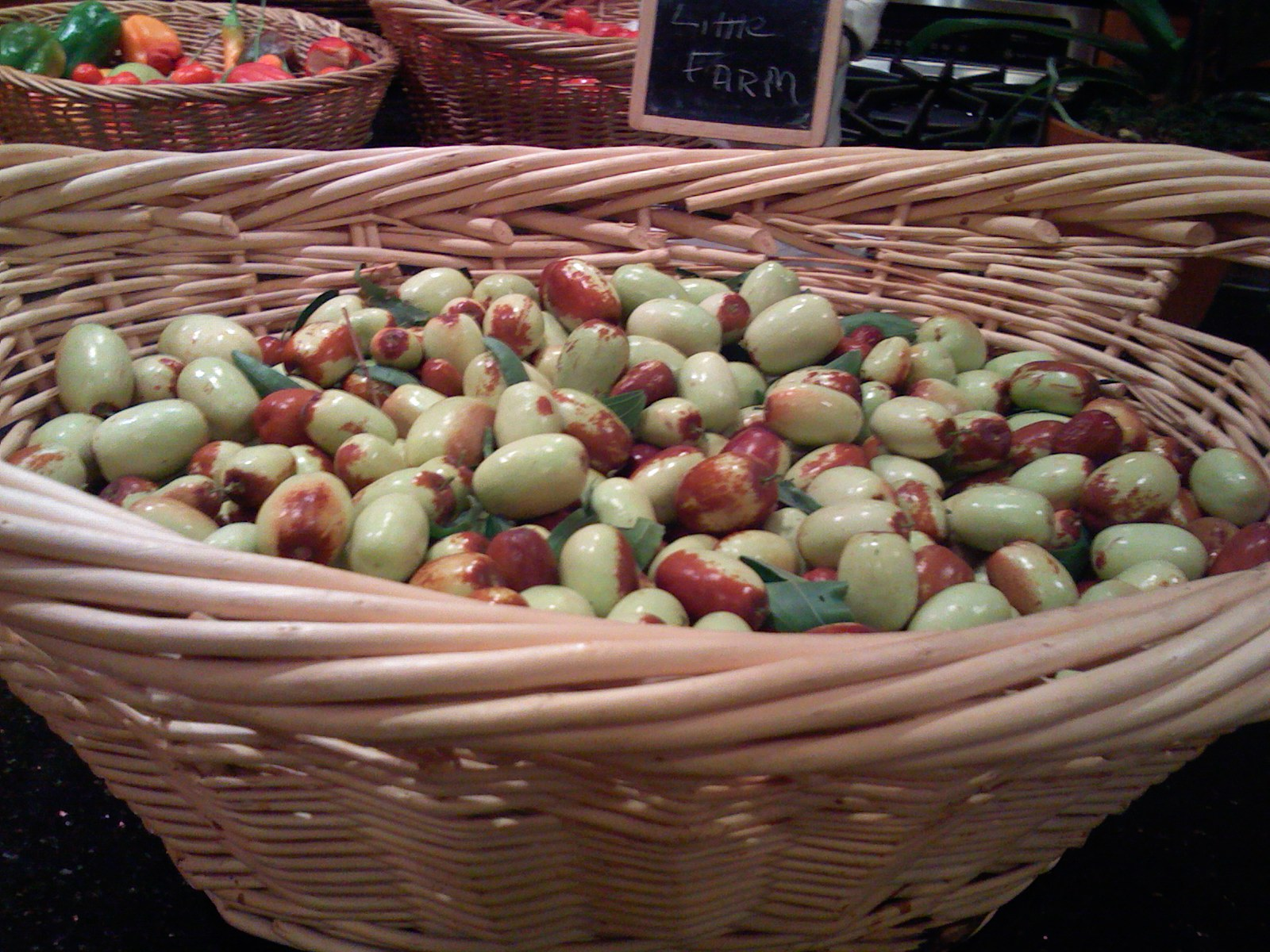 Jujube Chinese Dates