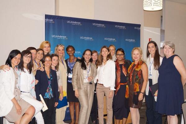 Larraine and Gina Banco Santander W50 and W30 at UCLA 2014.jpg-large