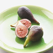 Half and whole figs