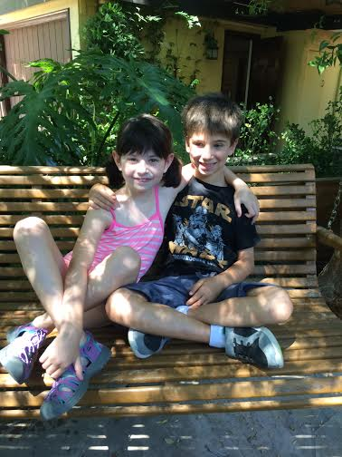 Jack and Sara Fourth of July 2014