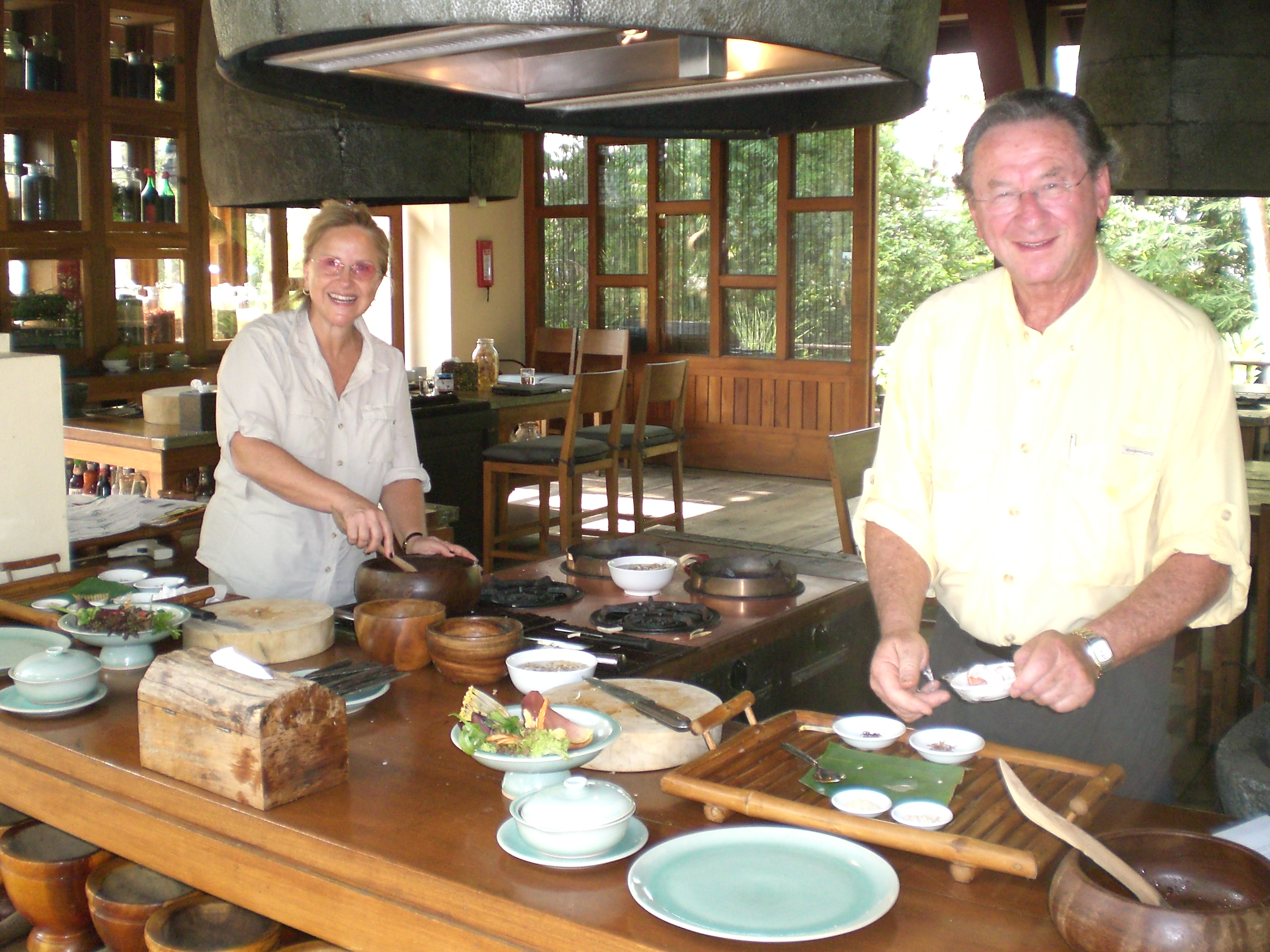 Segil Cookathon at Four Seasons Chiang Mai