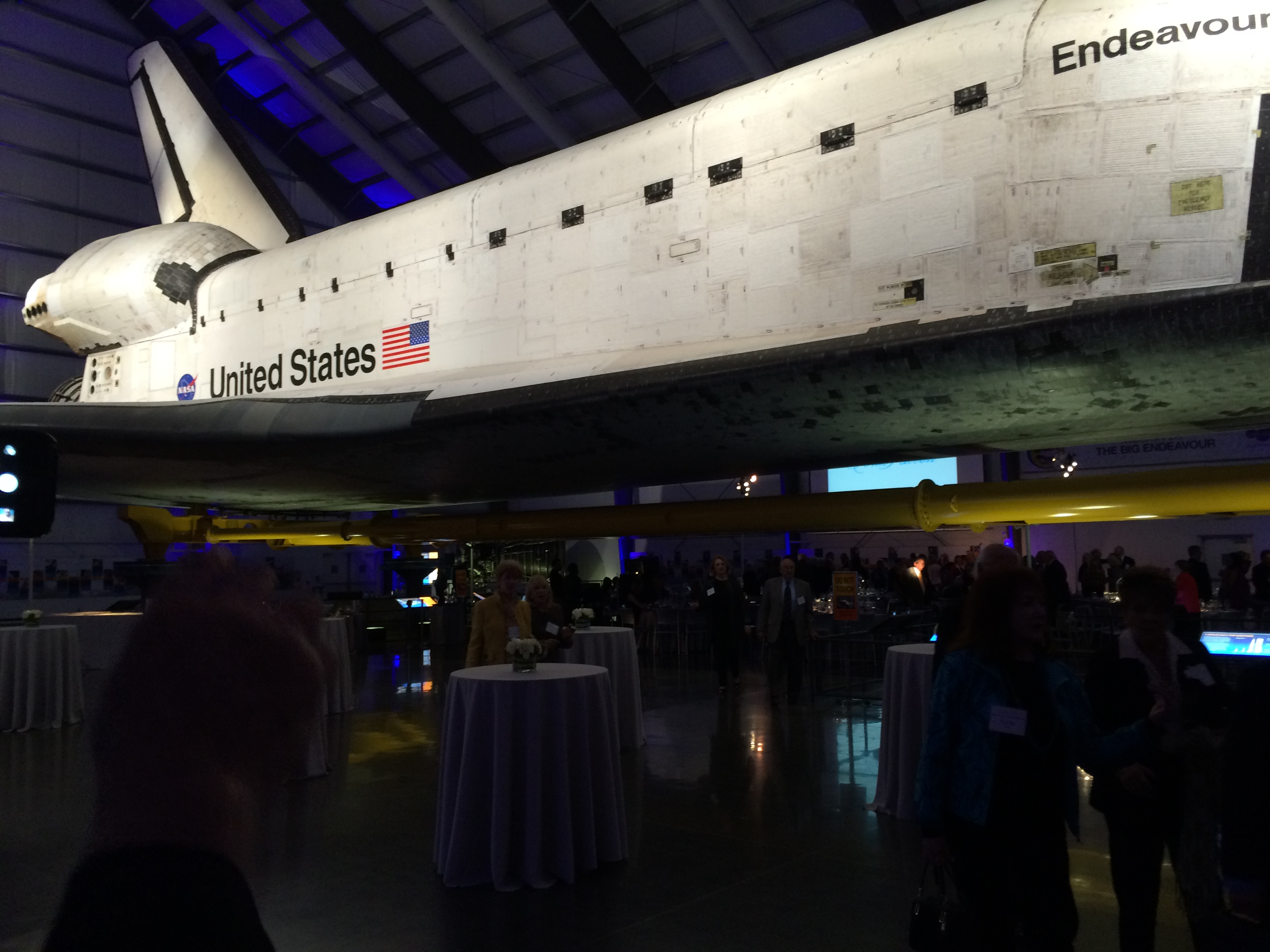 Endeavour Space Shuttle 2015