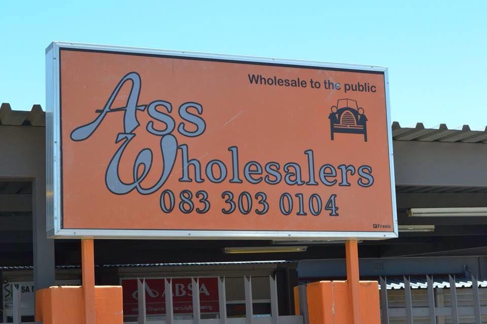 Ass Wholesalers Africa