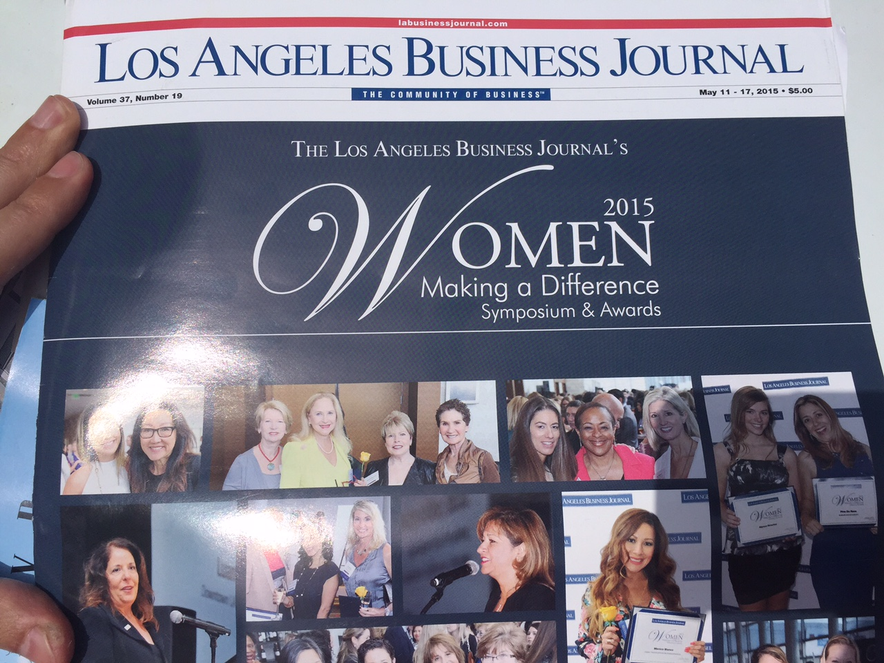 LA business Journal pic of LS