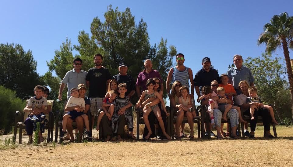 Segil Family Week 2015 Palm Springs
