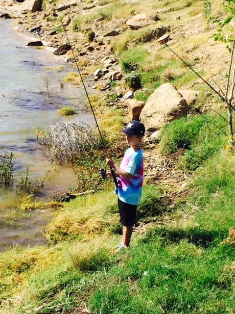 Jack Fishing