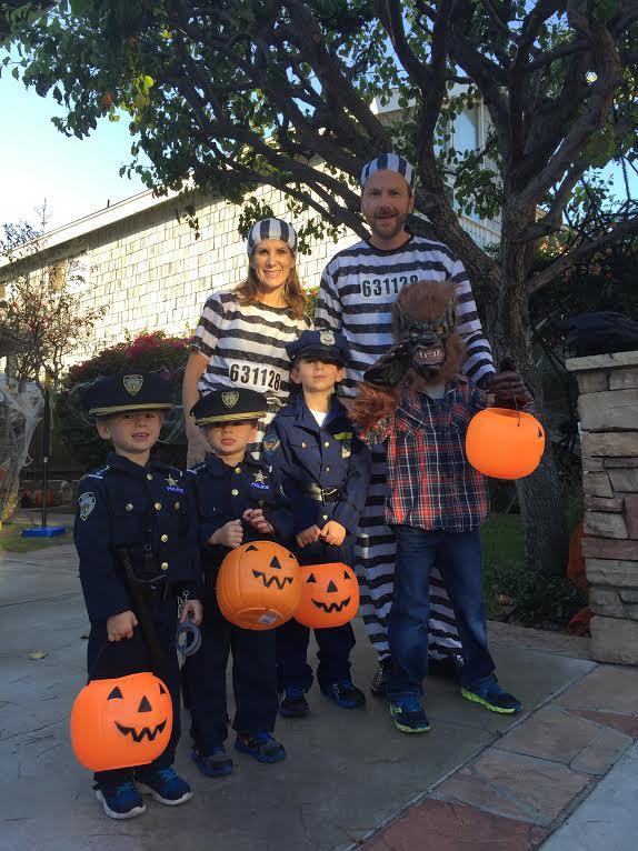 James Donne Jack Jonah NOah Gabe Halloween Oct 2015