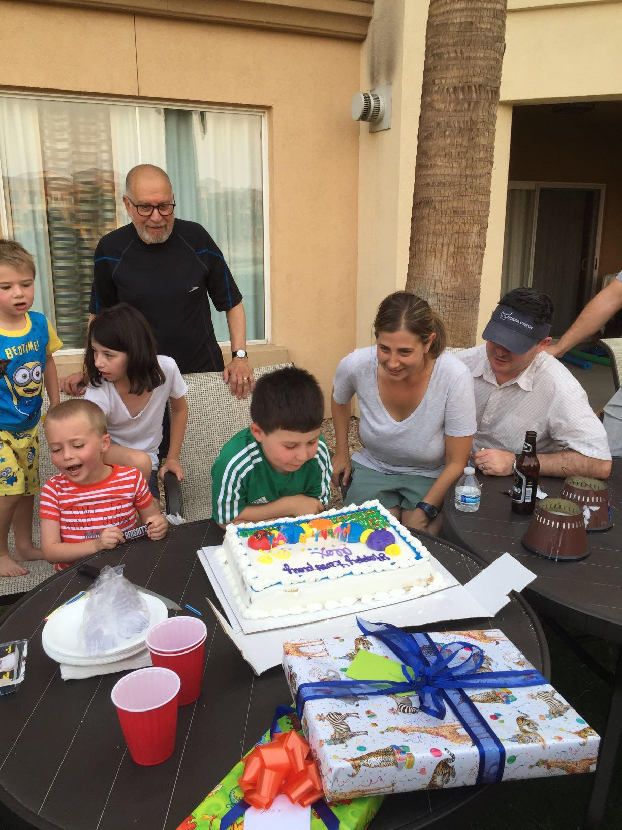 Alex had a birthday family week 2016 - Copy